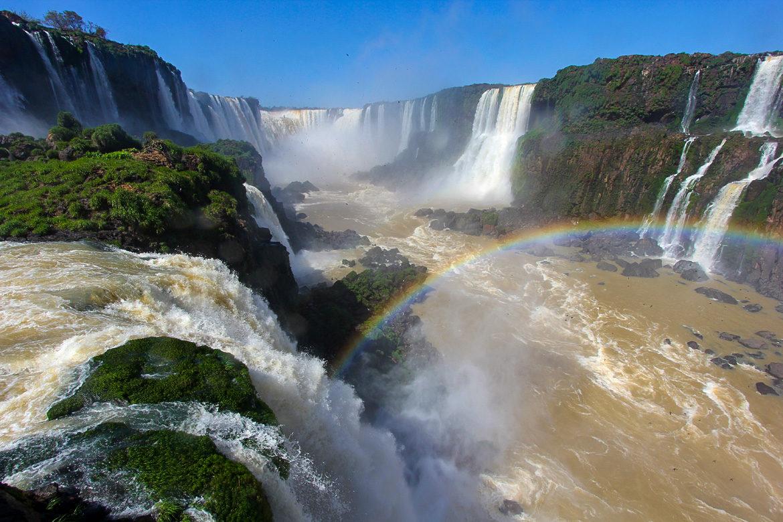 chutes iguazu brésil