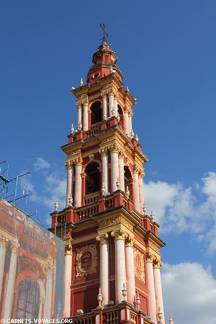Cathédrale Salta Argentine