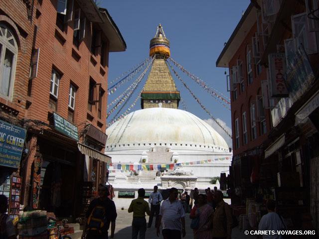 bodhnath katmandou népal