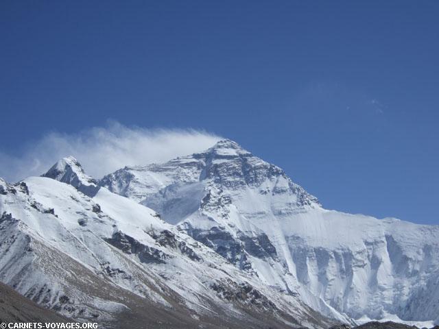 Mont Everest Tibet