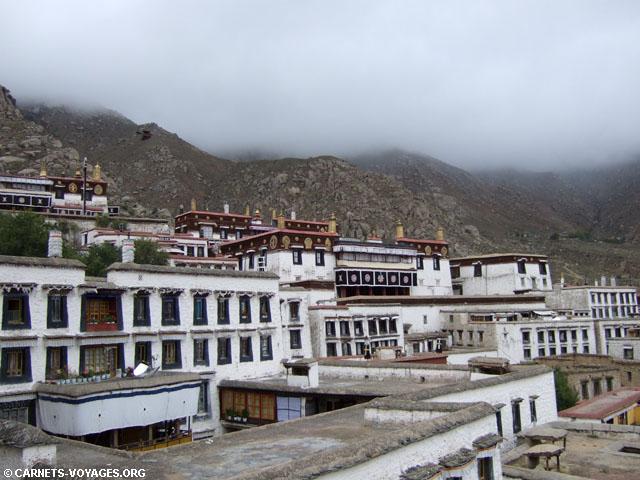 Monastère de Drepung lhassa
