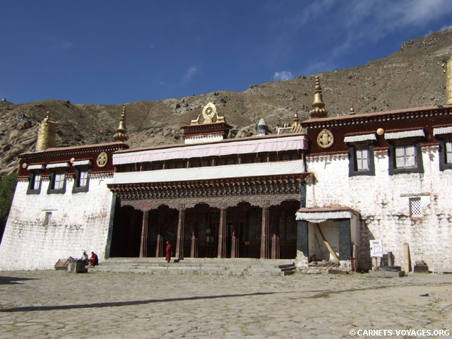 palais du potala lhassa tibet