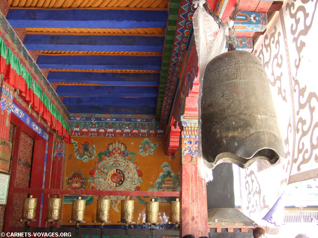 monastère samye tibet