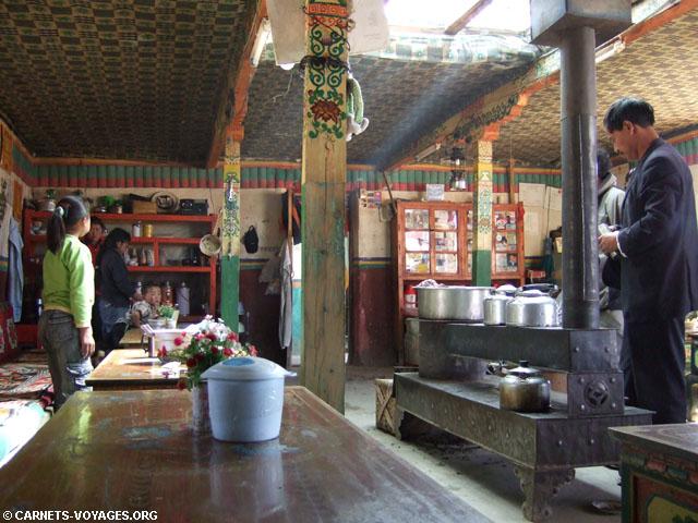 Zhangmu (Khasa) Tibet