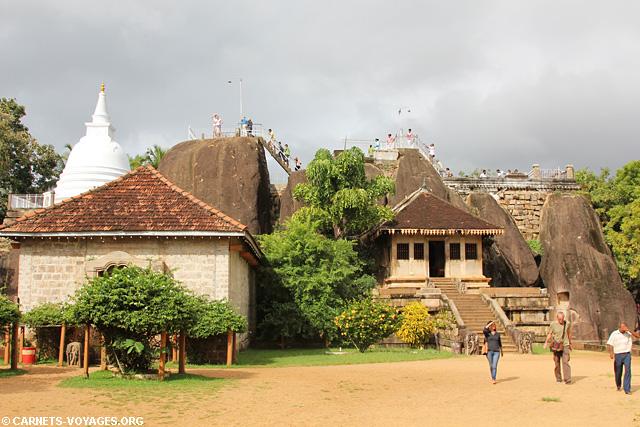 Anuradhapura temple ruine Sri Lanka