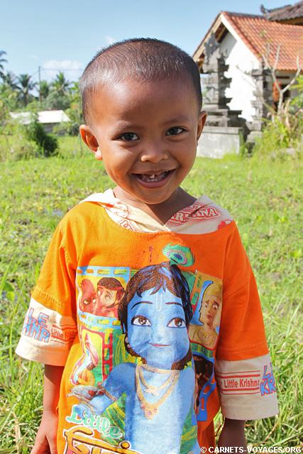 Enfant Bali