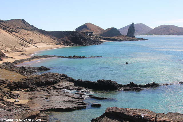 Ile Bartolomé Galapagos