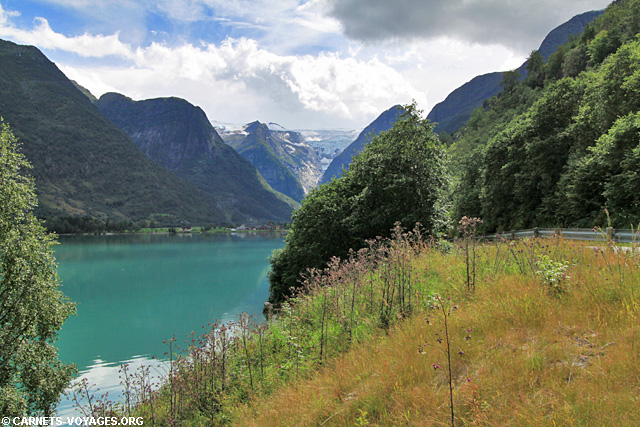 Fjord de l'Ouest Norvège