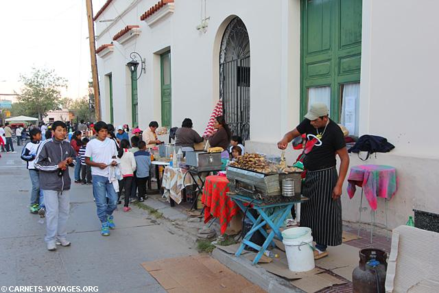 Quebrada Cafayate Argentine