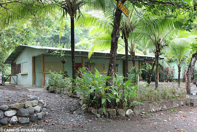 Pulperia Carate parc Corcovado Costa Rica