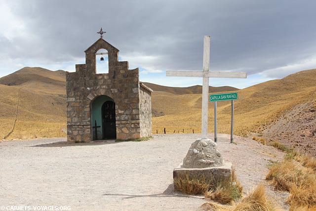 Boucle sud Salta Argentine