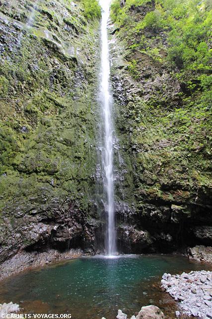 cascade randonnée madère