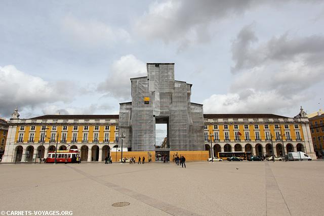 Comerico à visiter à Lisbonne