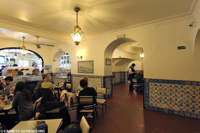 Confeitaria à visiter à Lisbonne