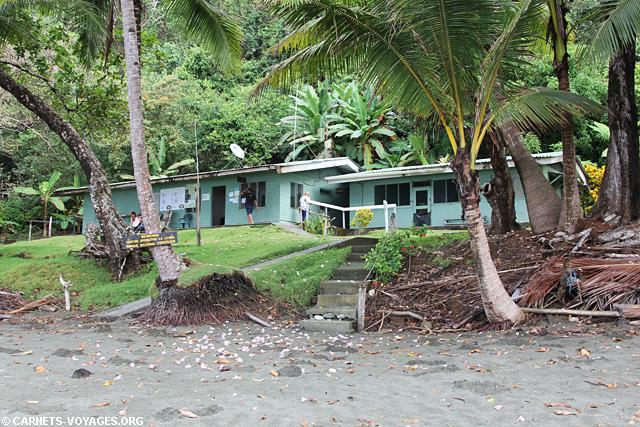 Station Leona Parc Corcovado Costa Rica