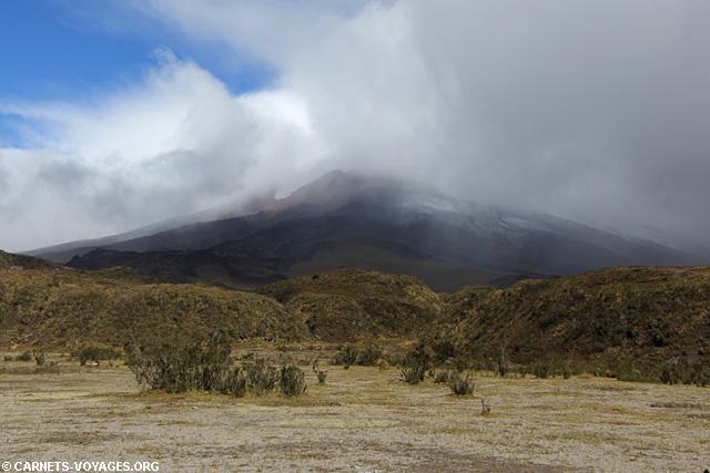 Volcan Cotopaxi Equateur
