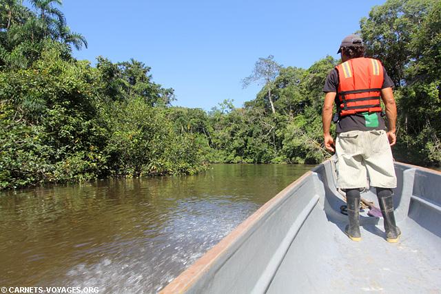Réserve Cuyabeno Amazonie Equateur