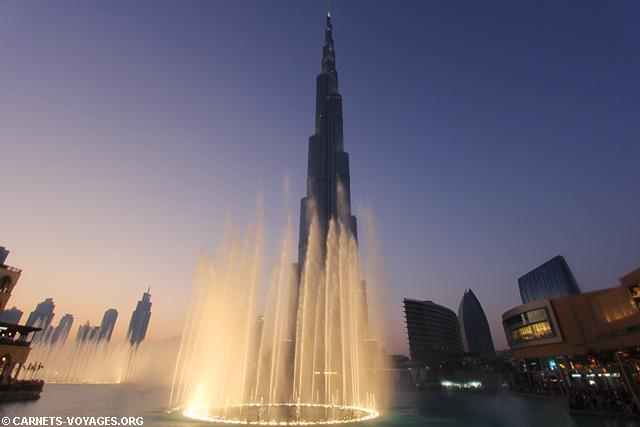 Burj Khalifa Dubaï