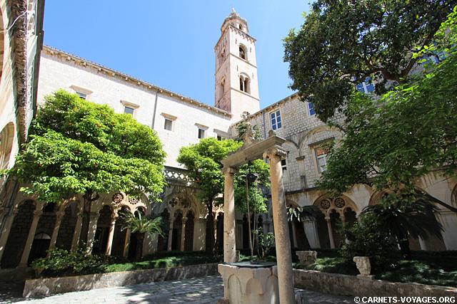 Vieille ville Dubrovnik Croatie
