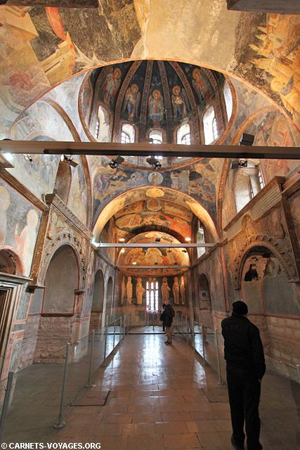 Église Saint Sauveur in Chora Istanbul