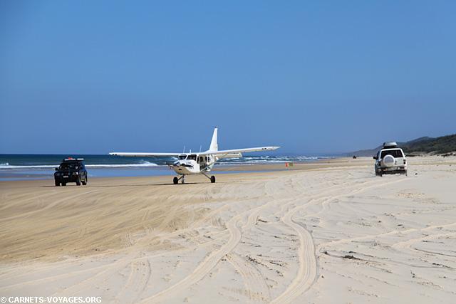 Road trip Fraser Island Australie