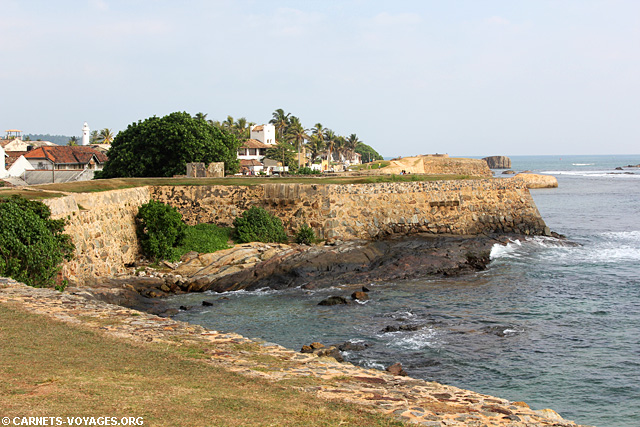 Fort de Galle Sri Lanka