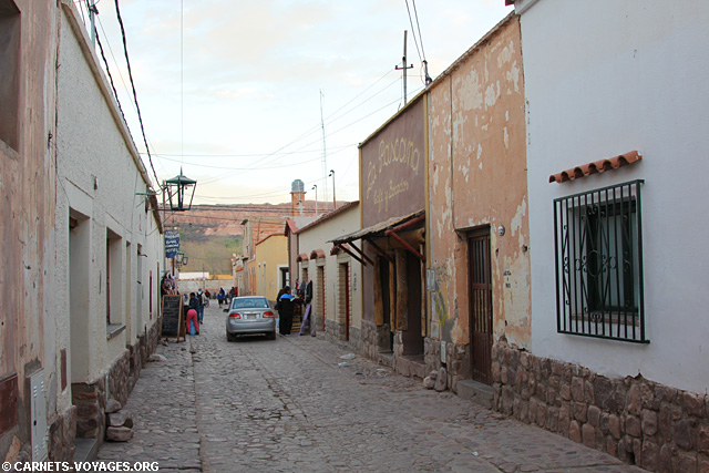 Humahuaca road trip nord ouest argentin