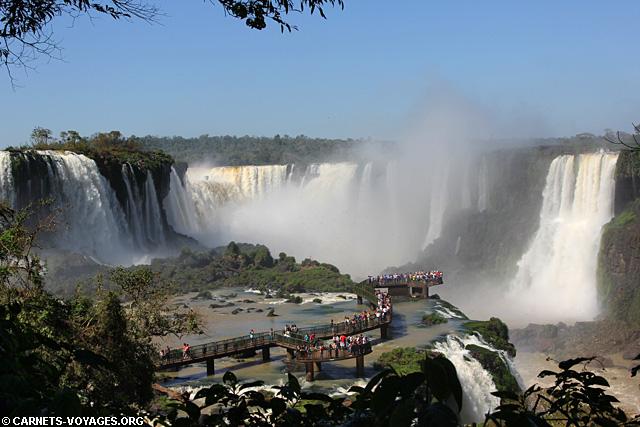 Chutes Iguaçu Brésil