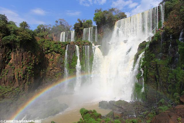 Chutes Iguazu Argentine