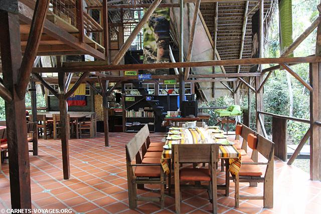 Réserve Cuyabeno Amazonie Equateur Jamu Lodge