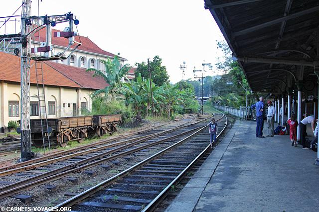 Gare Kandy Sri Lanka