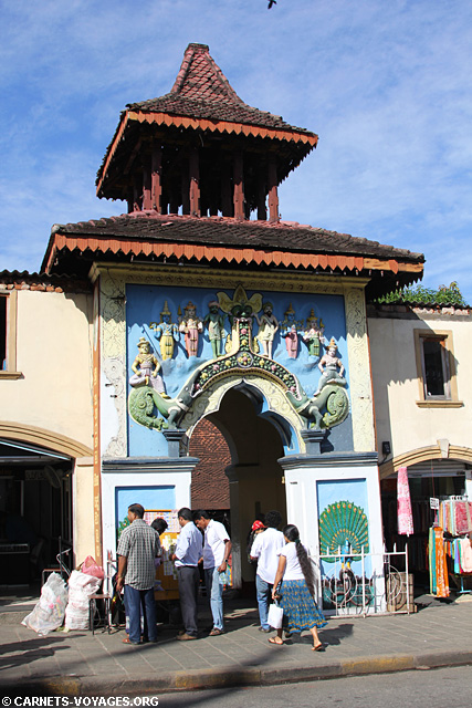 Kataragama Devale - Visiter Kandy Sri Lanka