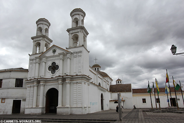 Latacunga Equateur