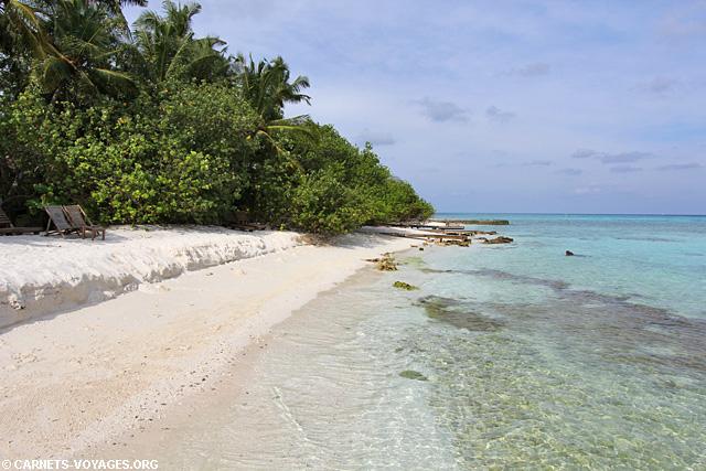 Ile hôtel Makunudu Island Maldives