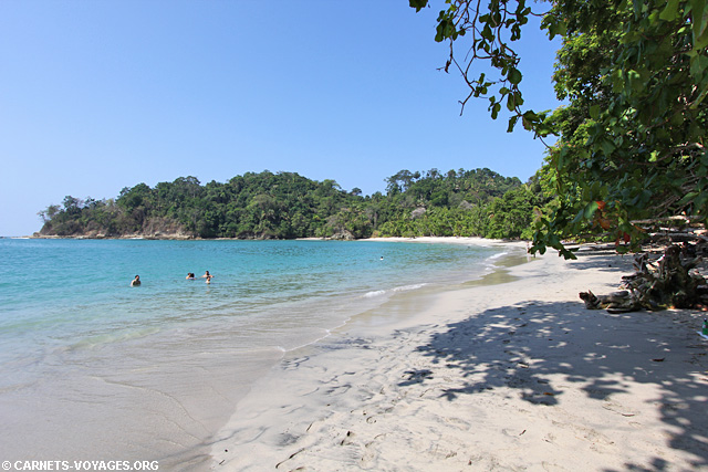 Playa Manuel Antonio Costa Rica