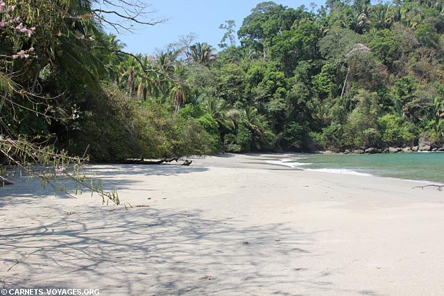 Playa Espadilla Sur Costa Rica