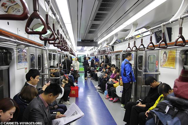 Métro Séoul