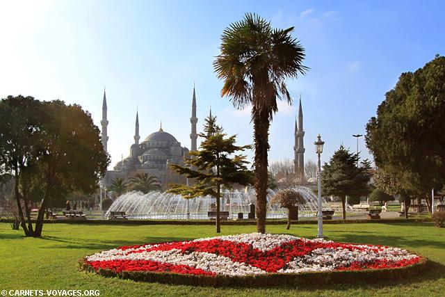 Mosquée Bleue (Sultanahmet Camii) Istanbul