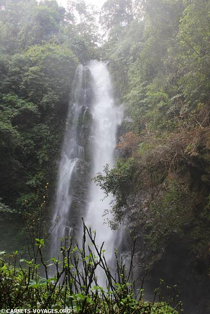 Cascade Laangan Munduk Bali