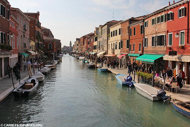Visiter Murano Italie