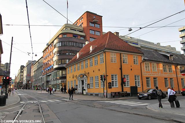Visiter Oslo Norvège