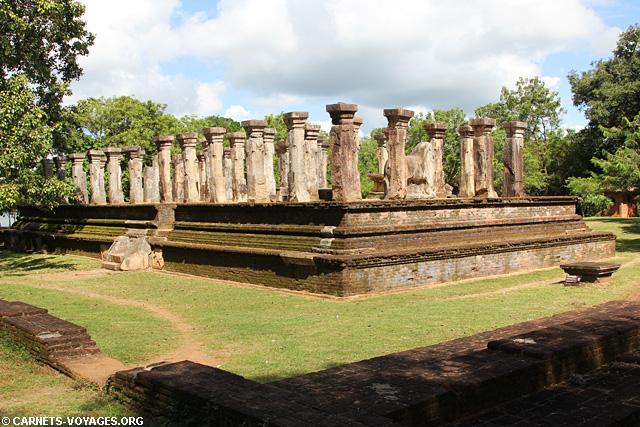 Triangle Culturel Sri Lanka Polonnaruwa