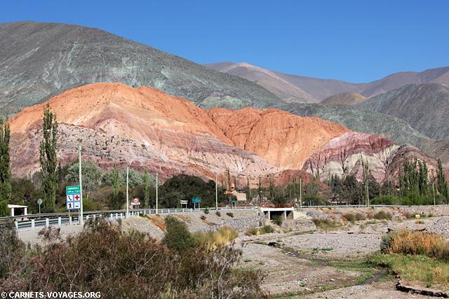 Quebrada Humahuaca road trip nord ouest argentin