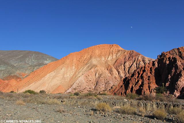 Purmamarca road trip nord ouest argentin