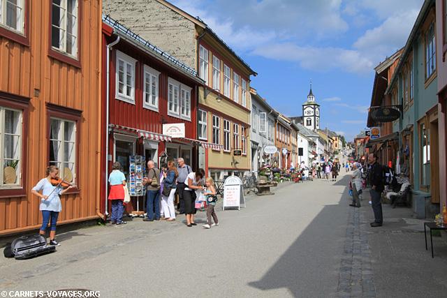 Roros Norvège