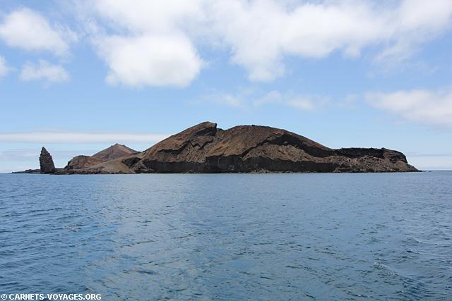 Ile Santiago Galapagos