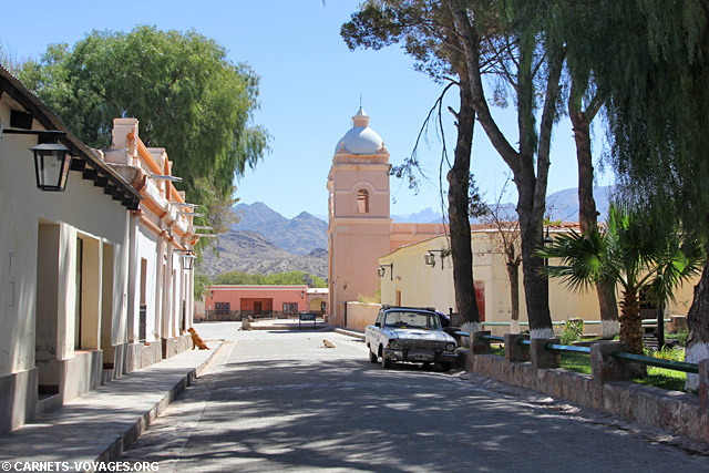 Boucle sud Salta road trip nord ouest argentin