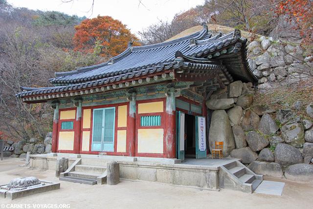 Grotte de Seokguram Corée du Sud