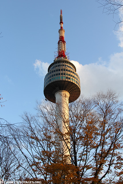 Séoul Tower Corée du Sud