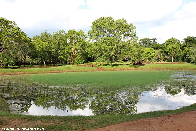 Sigiriya Triangle Culturel Sri Lanka